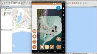 gvSIG Mobile, SIG en software libre para toma de datos en campo screenshot 2