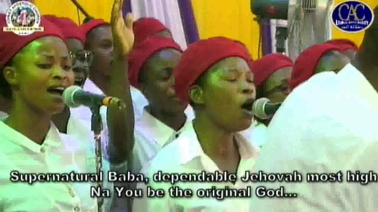 Download Supernatural Baba by Rhema Voices of CAC Living Sanctuary 08-04-2018