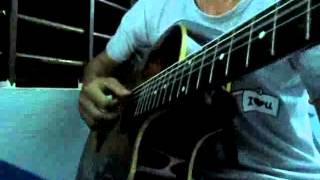 Tình Ca Phố - Guitar