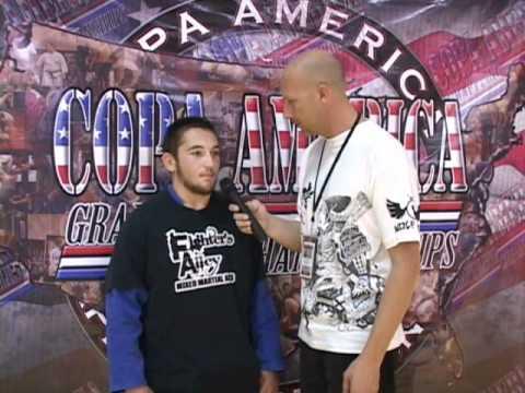 COPA America Interview Curtis Porter.wmv