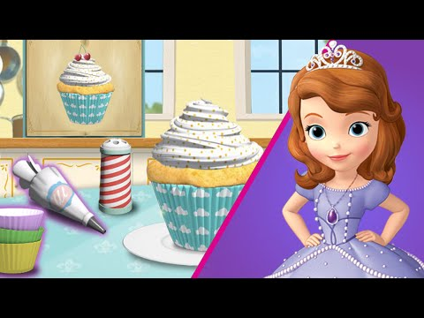 PRINCESA SOFIA  - Fiesta de los pastelitos - SUSCRIBETE Travel Video