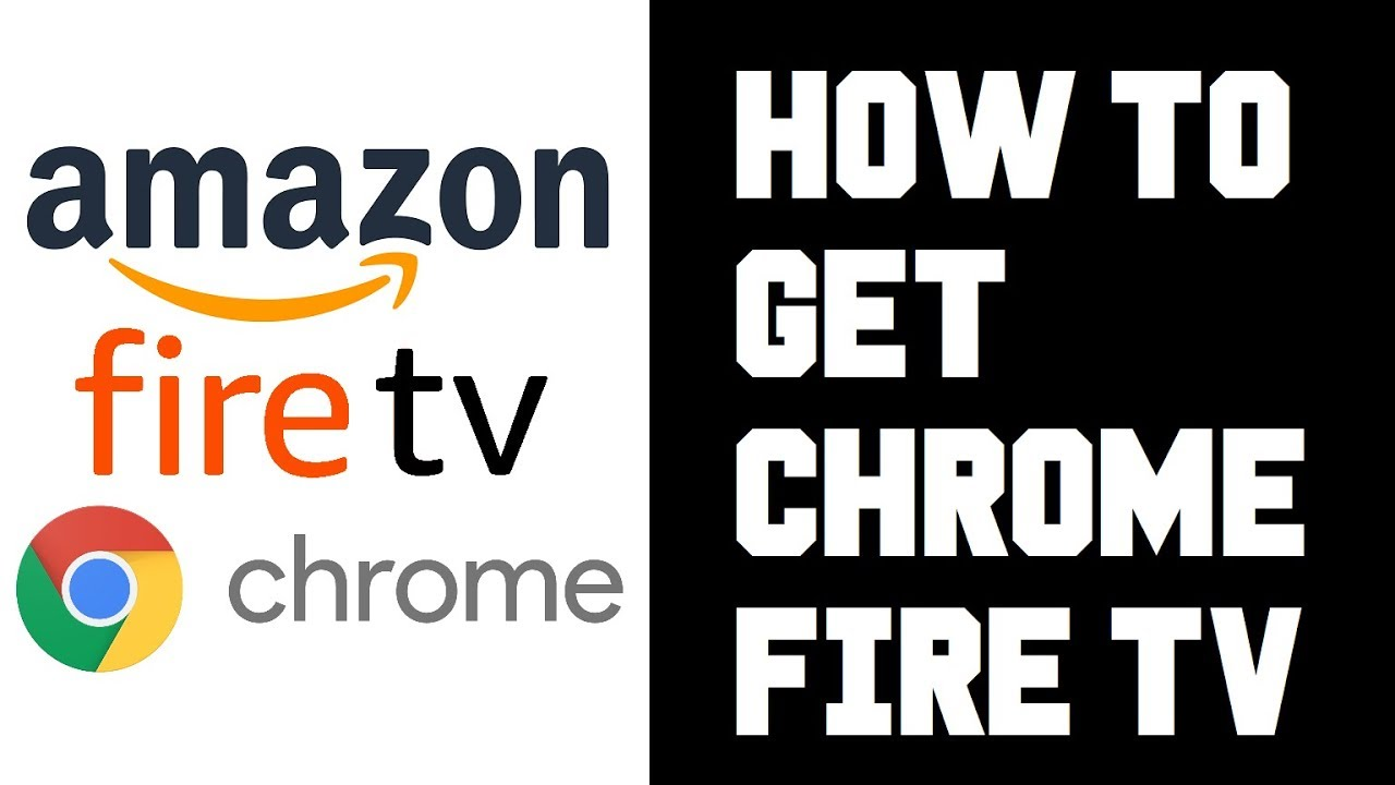 amazon fire stick chrome extension