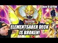 watch he video of Yu-Gi-Oh! ELEMENTSABER DECK 2018 IN ACTION! BROKEN DISRUPTIONS + DRAW 4 COMBO! (YGOPRO DUEL 2018)