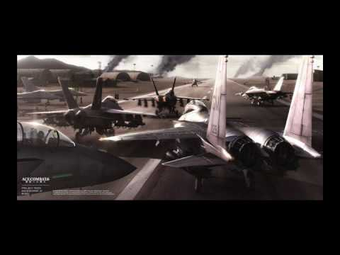 Chandelier - Ace Combat 6 Soundtrack. - YouTube