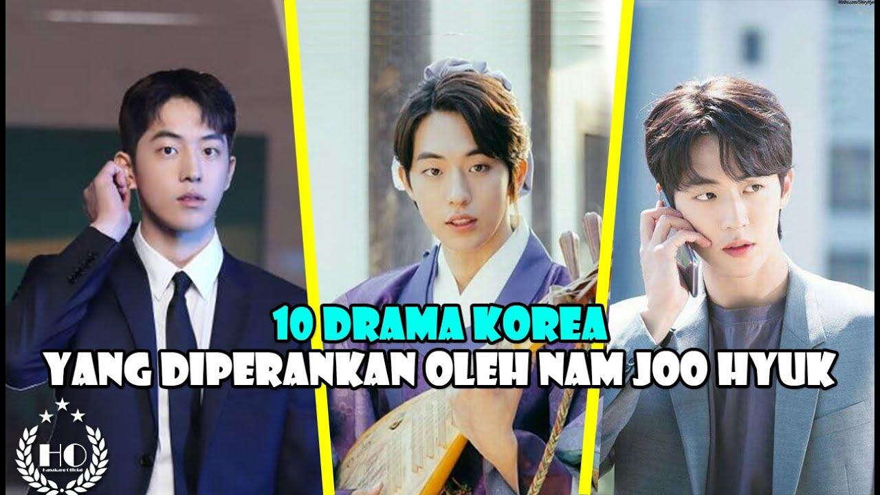 10 DRAMA KOREA YANG DIPERANKAN OLEH NAM JOO HYUK