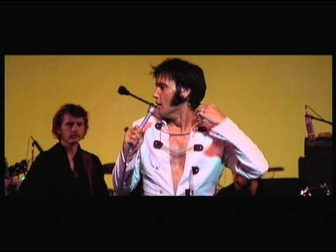 "James Burton ""Blue Suede Shoes"" Guitar solo 1970 with Elvis"