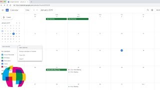 Google Kalender Tutorial 2019 - Quick Start Ausbildung