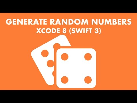 How To Generate Random Numbers That Don't Repeat In Xcode 8 (Swift 3)