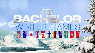 This Season On The Bachelor Winter Games