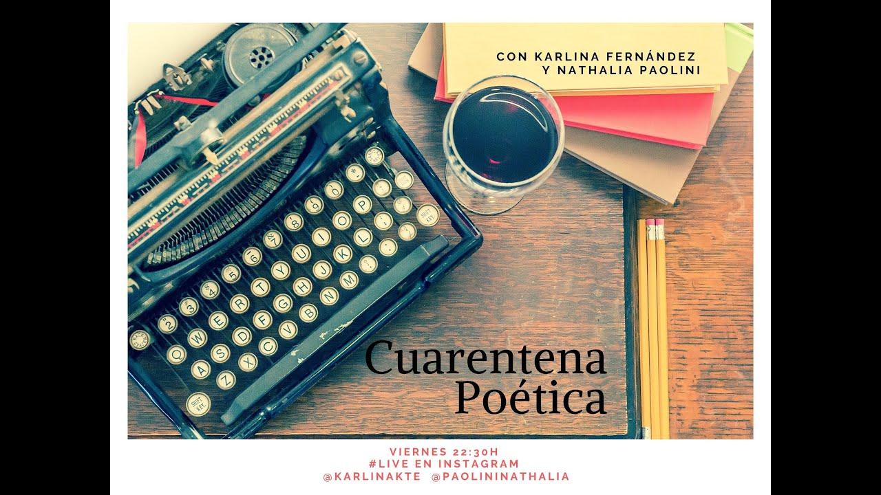 Cuarentena poética 01 de Mayo