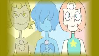 Steven Universe yellow diamond and blue diamond tribute 10Youtube com