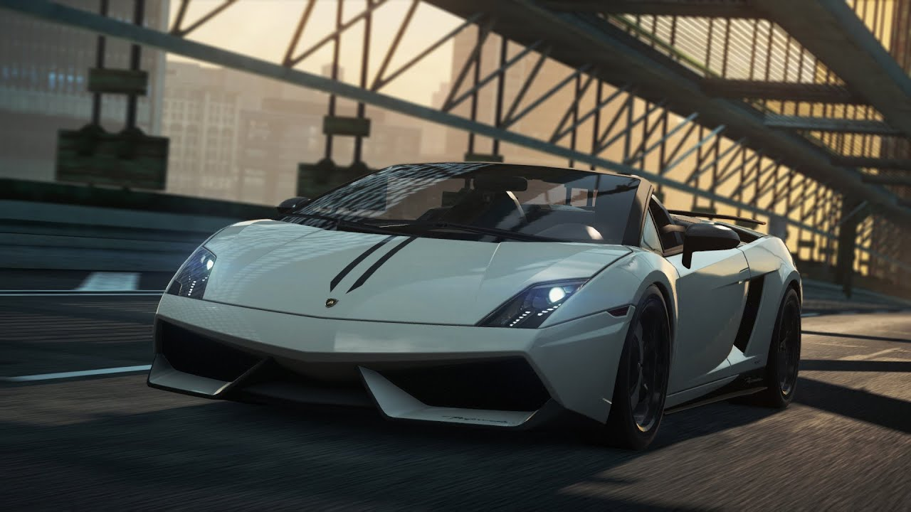 need for speed most wanted 2012 gameplay lamborghini gallardo youtube. Black Bedroom Furniture Sets. Home Design Ideas