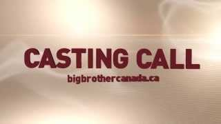 Big Brother Canada Season 2 Now Casting!