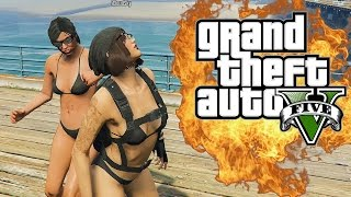 GTA 5 Online Funny Moments - The Bounty Game!(GTA 5 Online Funny Moments - The Bounty Game! First we played the Traffic Game... now the Bounty Game! As requested, a longer GTA 5 video :D Let me ..., 2015-07-20T20:26:17.000Z)