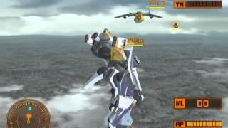 Eureka Seven Vol. 2: The New Vision - Hyper Battle Lift Simulator!