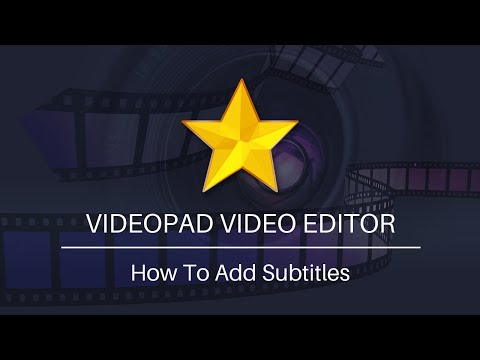 how-to-add-subtitles---videopad-video-editing-tutorial