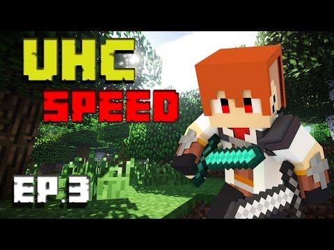 [Minecraft : Speed UHC] EP.3 ไม่ค่อยสนใจ w/NuTTo GaMeR