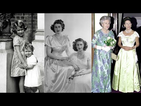 The S-ad Truth Behind Queen Elizabeth And Princess Margarets Complicated Relationship