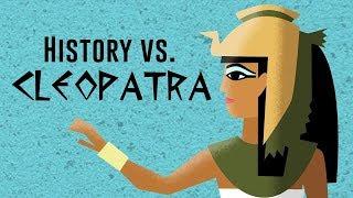 La Historia contra Cleopatra