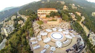 Making Of Video - Wedding at Chateau Rweiss, Chnanhaïr, Lebanon - By Fadi Fattouh