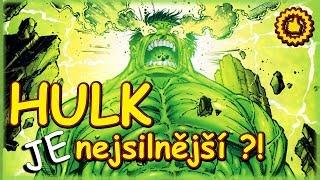 TOP 20 NEJSILNĚJŠÍCH činů Hulka