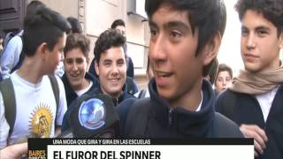 Video: Furor por el spinner