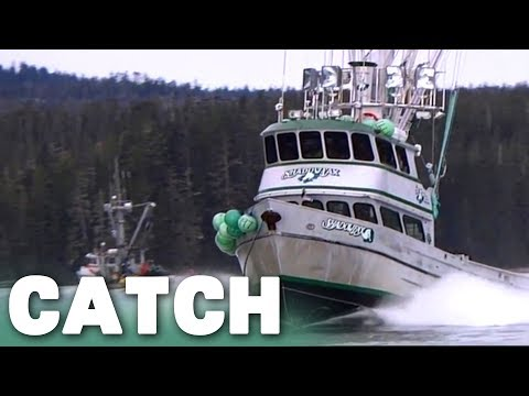 Fishing In The Extreme: Alaska And The English Channel | Catch