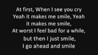 Smile- Glee Cast (Lilly Allen song) Lyrics