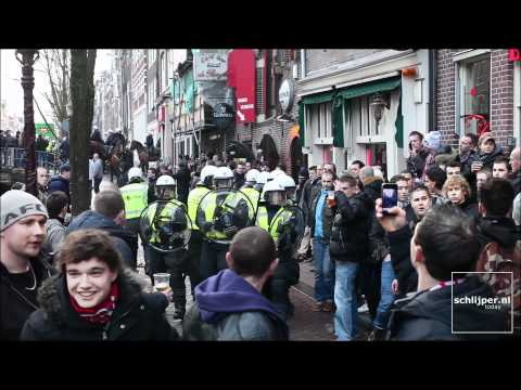 Amsterdam Ajax Manchester - February 16, 2012 16:49