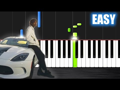 Thumbnail: Wiz Khalifa - See You Again - EASY Piano Tutorial by PlutaX - Synthesia