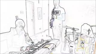 I stand amazed - Sinach (lyric n sax video) Joe Musyoka