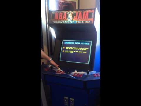NBA Jam 1069-in-One Arcade Machine