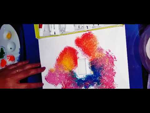 Beautiful Handmade Valentine's Day Card Idea | DIY Greeting Cards For Valentine's Day