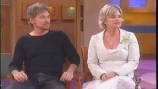 Stephen Nichols and Mary Beth Evans on SoapTalk 2006 Part 1 of 2