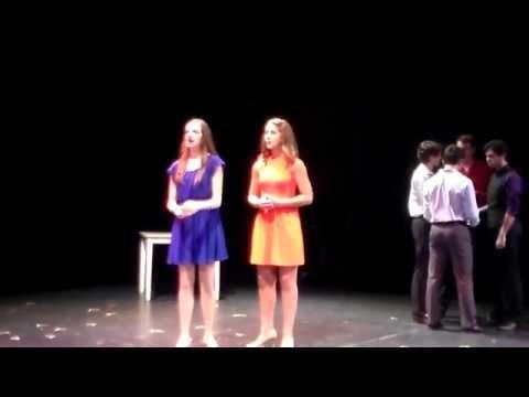 Musical Theatre Boys