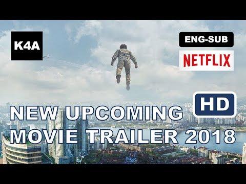 New Movie Trailer 2018 : Psychokinesis (Eng Sub) / Superhero Movie (염력)