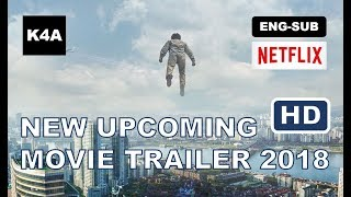 New Movie Trailer 2018 : Psychokinesis (Eng Sub) / Superhero Movie (염력) / NETFLIX
