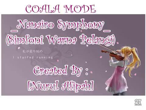 Lyrics Video Coala mode - Nanairo Symphony [Shigatsu wa kimi no uso]