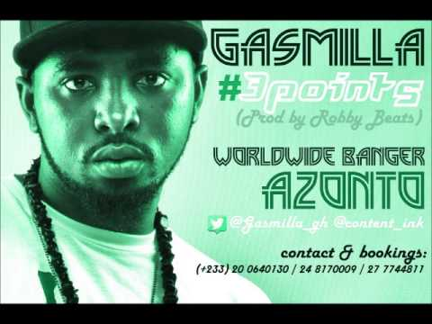 Gasmilla - 3 Points (NEW 2013)