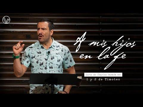 """Serie: A Mis Hijos En La Fe """"De Mayor A Menor"""" Rodrigo Fournier"""