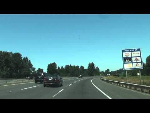 Interstate 5 In Washington, Exit39,Kelso, WA 98626, USA