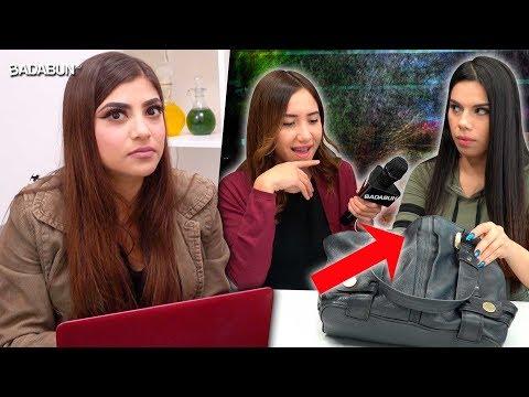YouTubers Expuestas | No creerás qué traen en sus bolsas