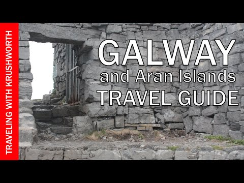 Galway Ireland travel guide vlog (tourism) | Aran Islands (Inishmore)