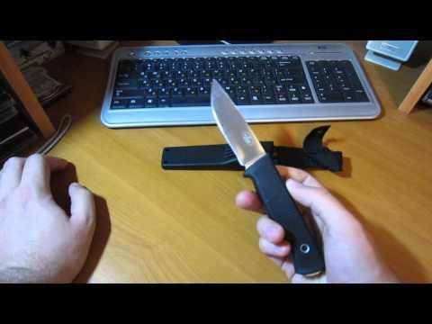 Нож из Китая - Fallkniven F1. Мысли вслух - плюсы и минусы.