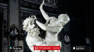 видео Галерея и Вилла Боргезе - сведения, картины и скульптуры