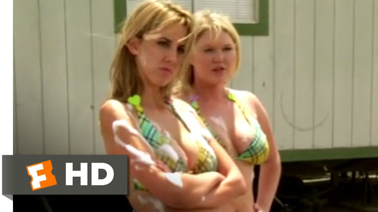 Sex Pot (2008) - Bikini Car Wash Scene (2/6) | Movieclips