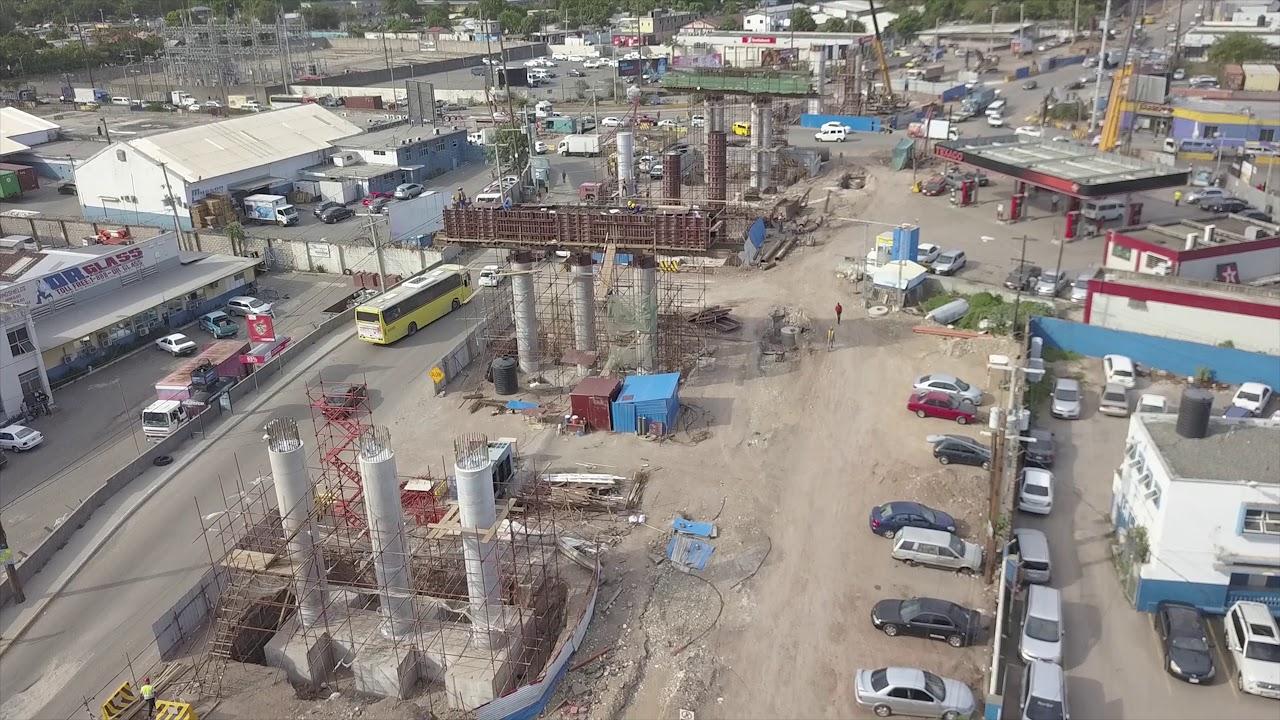 Three Miles Kingston Overhead Bridge update 2