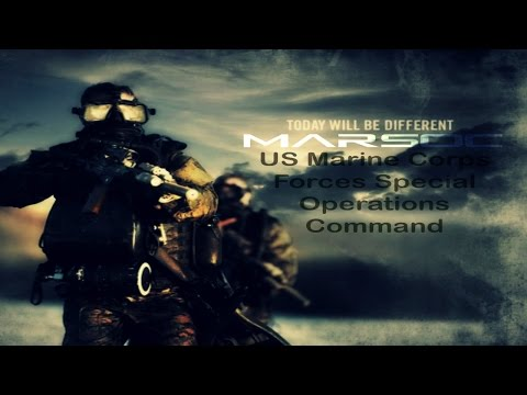 MARSOC | Always Faithful Always Forward The Marine Corps
