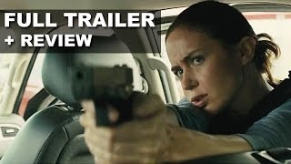 Sicario Official Trailer + Trailer Review - Emily Blunt 2015 : Beyond The Trailer