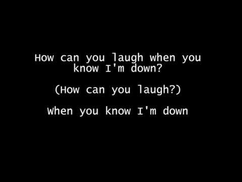 The Beatles - I'm Down - Lyrics